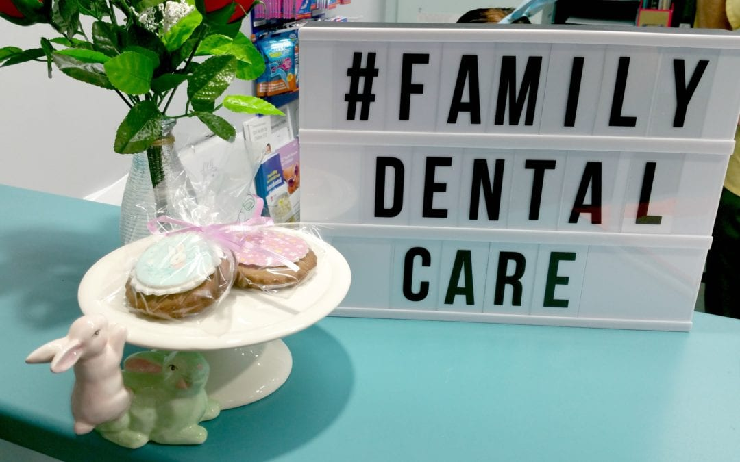 Campbelltown Family Dental Care Easter Cookies