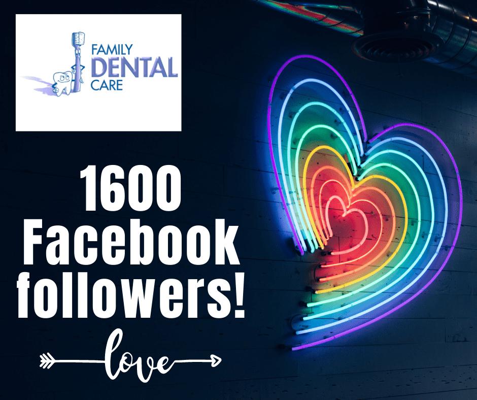 Campbelltown Family Dental Care 1600 followers