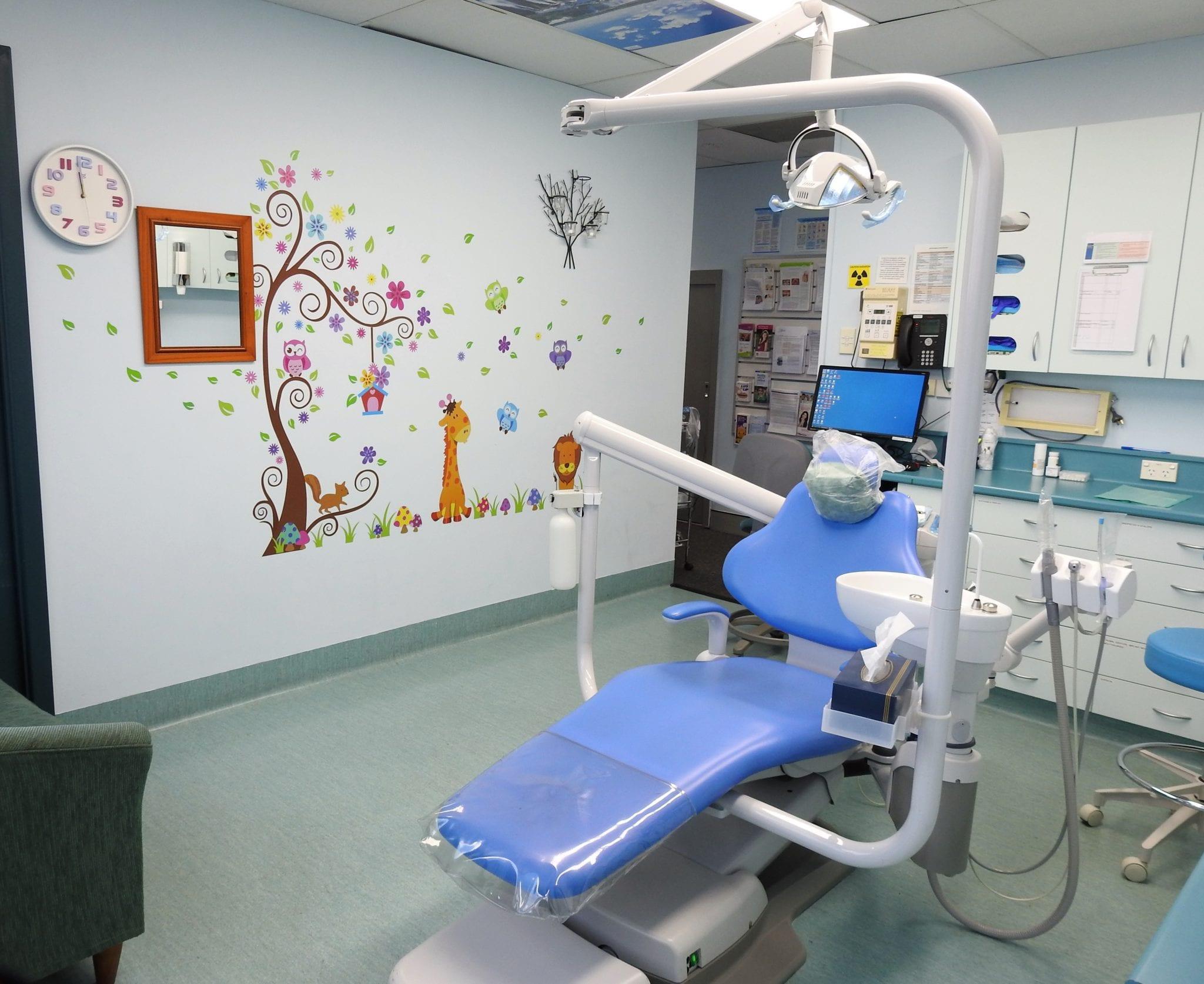 Campbelltown Family Dental Care Surgery chair